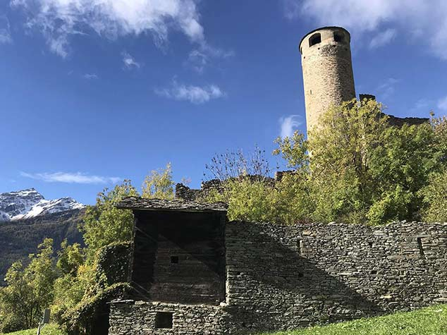 monumenti la salle valle d'aosta