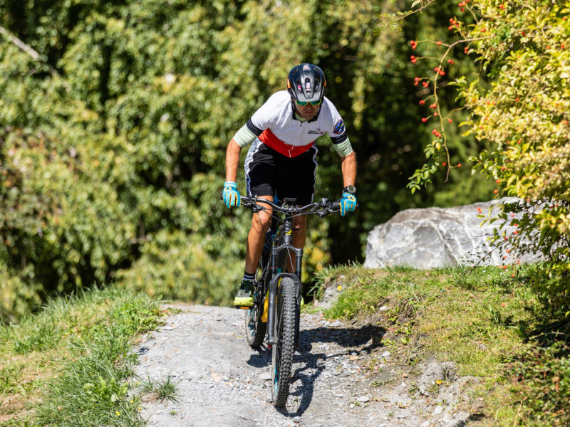 mtb bike la salle valle d'aosta