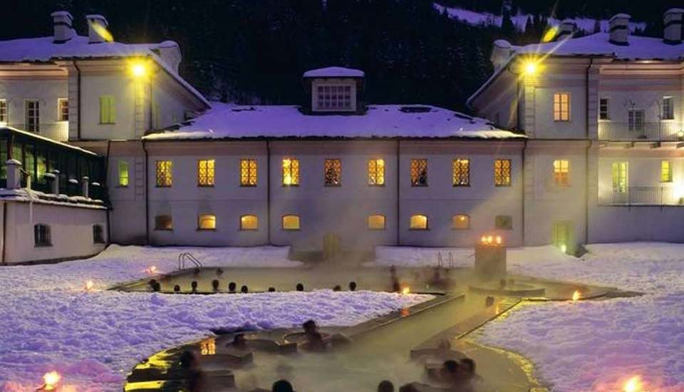 holidays in mont blanc