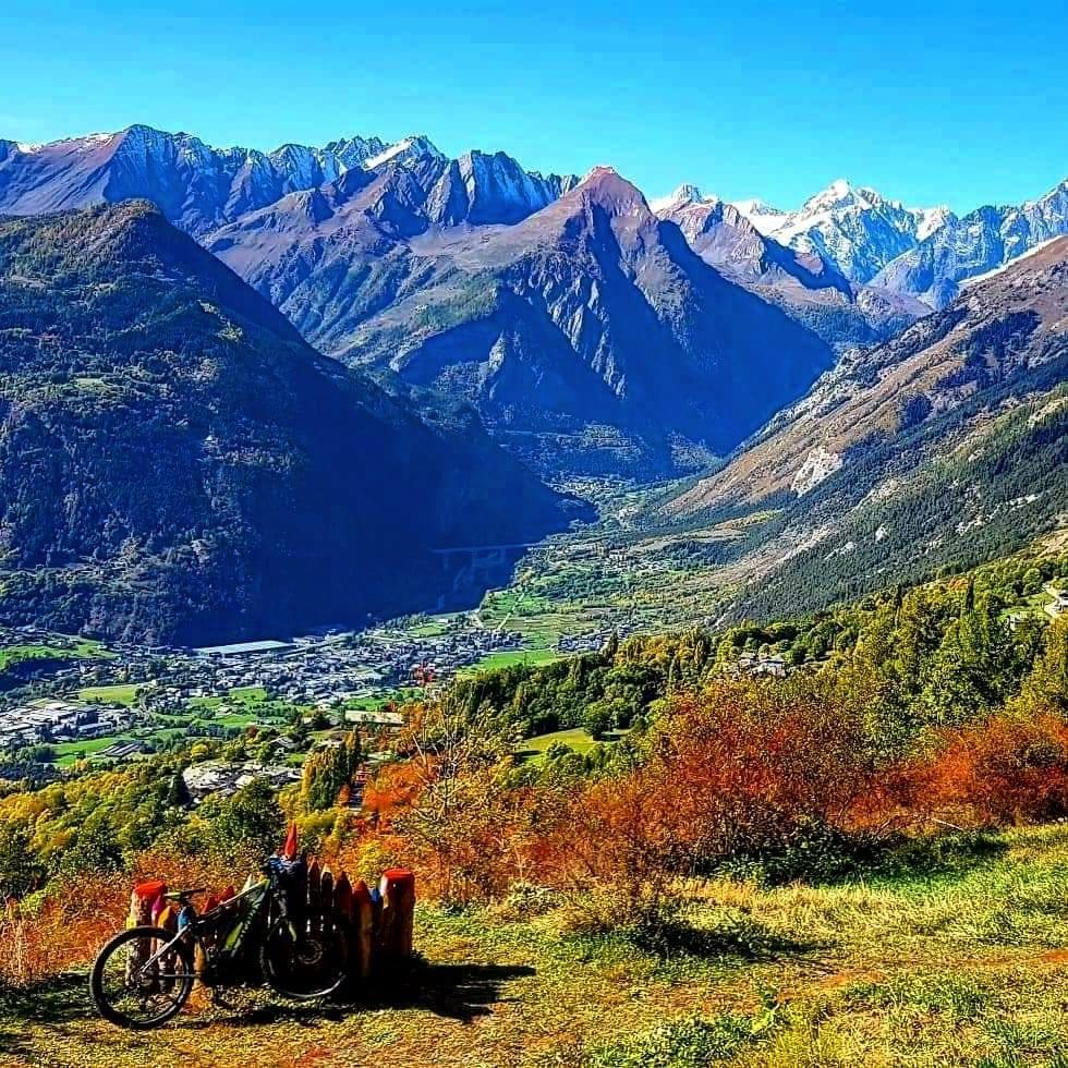 vacanza in montagna in valle d'aosta